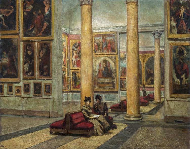 Mở ra với thế giới - phát triển chính sách hình ảnh của Pinacoteca di Brera