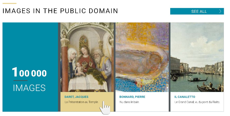 Viện bảo tàng Paris ôm lấy truy cập mở
