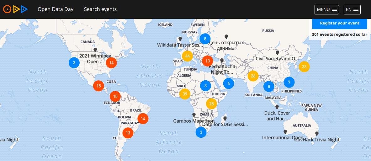 Hội thảo trên trực tuyến 'Cổng Dữ liệu Mở châu Á - Ứng dụng Dữ liệu' do Đối tác Dữ liệu Mở châu Á tổ chức nhân dịp Ngày Dữ liệu Mở Quốc tế 2021, 06/03/2021, qua hình ảnh